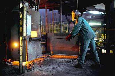 Foundry industry: SCM Group Spa - Fonderie